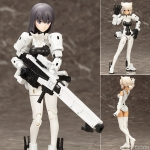 Megami Device - WISM Soldier Snipe/Grapple Plastic Model(Pre-order)