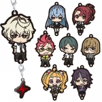 Kiznaiver - Rubber Strap Collection 8Pack BOX(Pre-order)
