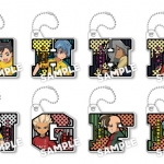 Inazuma Eleven Ares no Tenbin - Acrylic Initial Keychain 8Pack BOX(Pre-order)