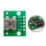 USB MINI type B Breakout Board