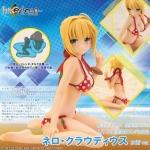 Fate/EXTELLA - Nero Claudius Swimsuit Ver. 1/7 Complete Figure(Pre-order)