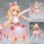 THE IDOLM@STER Cinderella Girls - Anzu Futaba Namakemono Fairy Ver. 1/7 Complete Figure(Pre-order)
