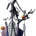 "Legacy of Revoltech - Tokusatsu Revoltech LR-042 ""Nightmare Before Christmas"" Jack Skellington(Pre-order)"