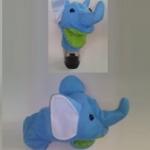 ตุ๊กตาหุ่นมือผ้าแบบมีเสียง-ช้าง