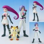 "S.H. Figuarts - Team Rocket ""Pokemon""(Pre-order)"