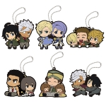Rubber Mascot Buddy Colle - Mobile Suit Gundam: Iron-Blooded Orphans Tekketsu no Kizuna Hen 6Pack BOX(Pre-order)
