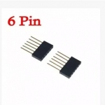 female header 2.54MM 6Pin 11MM