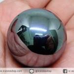 หินเทราเฮิร์ต (Terahertz) ทรงกลมจากญี่ปุ่น (2.9cm) เกรด A