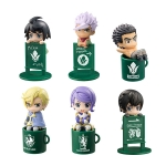 "Ochatomo Series - ""Mobile Suit Gundam: Iron-Blooded Orphans"" Ichi no Kate wa Shokuji ni Aru! 8Pack BOX(Pre-order)"