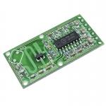 RCWL-0516 Arduino Microwave Radar sensor switch module เซ็นเซอร์ตรวจจับวัตถุ แบบคลื่นไมโครเวฟ