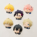 "Tama Colle PuniPuni Hoppe Mascot - ""Tsukiuta. THE ANIMATION"" Six Gravity 6Pack BOX(Pre-order)"