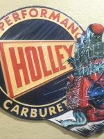 เหล็ก HOLLEY ใหญ๋ 40 x30 cm **B25**