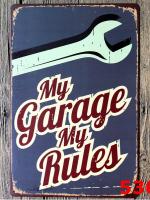 My Garage **o17**