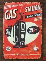 GAS **R13**