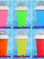 แก้วทำสเลอปี้ สเลอบี้ สเลิฟปี้ สเลิปบี้ slurpee แก้วเกล็ดหิมะ แก้วเกล็ดน้ำแข็ง