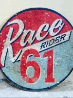 Race 61 40x40cm **V07**