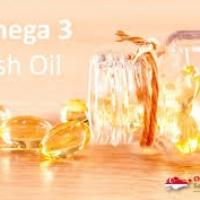โอเมก้า 3 (Omega fish oil)