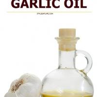 Galic oil น้ำมันกระเทียมสกัด
