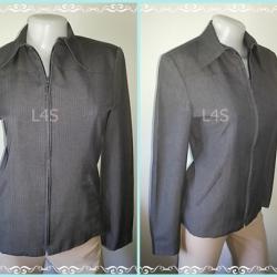 BN4231-เสื้อสูท สีเทา แบรนด์ AIIZ อก 34 นิ้ว