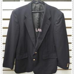 0051--เสื้อสูทชาย สีดำ DAVID TAYLOR อก 42 นิ้ว