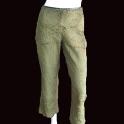 T0177-กางเกงแฟชั่น นำเข้า จากอิตาลี enjoy เอว 25 นิ้ว