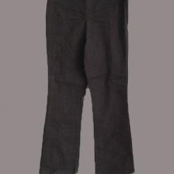 "BNB0691-กางเกงยีนส์ สีดำ แบรนด์เนม X=ACT size xs ""เอว 25-26 นิ้ว"""