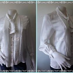 jp4212-เสื้อแฟชั่น สไตล์ญี่ปุ่น สีขาว อก 36นิ้ว
