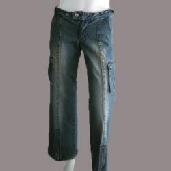 "BNB0725-กางเกงยีนส์ แบรนด์เนม ROCK EXPRESS ""เอว 26 นิ้ว """