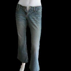 "BNB0652-กางเกงยีนส์ แบรนด์เนม ESPADA ""เอว 27 นิ้ว"""