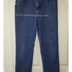 BNB0942--กางเกงยีนส์แบรนด์เนมมือสอง Lee เอว 32 นิ้ว