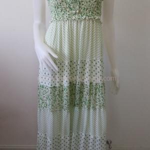 """Dress0606--เดรสแฟชั่น ชีฟอง สวยๆ .""""อก 24-38 นิ้ว"""""""