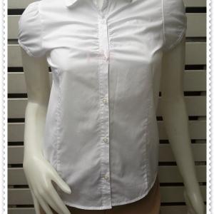 jp4832-เสื้อแฟชั่น นำเข้า สีขาว อก 32 นิ้ว