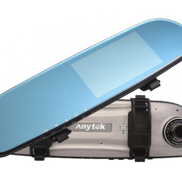 กล้องติดรถยนต์ Anytek G77 ฟรี Micro SD 16GB Kingston class10