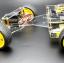 โครงหุ่นยนต์รถ 4 ล้อ ระบบเลี้ยว servo thumbnail 4