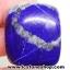 ลาพิส ลาซูลี่ Lapis Lazuli ขัดมันขนาดพกพา (47g)
