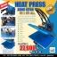 เครื่องรีดร้อน Heat Press (Auto open) 40x60 cm. thumbnail 1