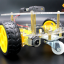 โครงรถ หุ่นยนต์ Smart Car Chassis 2 ชั้น thumbnail 6