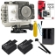 SJCAM SJ5000X Elite WiFi 4K (2x Battery +1x Dual-Charger+1x Monopod+1x Bobber+ 1x Kingston32) thumbnail 7