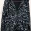 เสื้อสเวตเตอร์ ลายคาถา สีดำ : งานหลุดQC USJ thumbnail 6