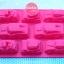 แม่พิมพ์วุ้นแฟนซี สำหรับทำขนม รถยนต์ใหญ่ thumbnail 2