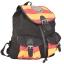 กระเป๋าสะพายหลังฮอกวอตส์สีดำ แทบสีชมพูบานเย็นสลับเหลือง thumbnail 10