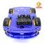 โครงรถ หุ่นยนต์ 4WD สีน้ำเงิน smart car chassis thumbnail 5