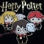 เสื้อแฮร์รี่ พอตเตอร์และผองเพื่อน ลายการ์ตูน thumbnail 2