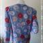 jp4282-เสื้อแฟชั่น ชีฟองโพลี นำเข้าญี่ปุ่น สีฟ้า SEULE 21 อก 36 นิ้ว thumbnail 3