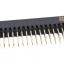 Female Pin Header Dip Straight Single Row 2.54mm 2*20Pin 12.2mm thumbnail 5