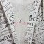 เสื้อสเวตเตอร์ ลายคาถา สีขาว : งานหลุดQC USJ thumbnail 3