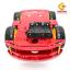 โครงรถ หุ่นยนต์ 4WD สีแดง smart car chassis thumbnail 3