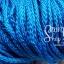 เชือกถัก P.P. #8 สีฟ้าเข้ม (10เมตร) thumbnail 1