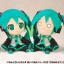 (Pre-order) Plushie Series 01. Character Vocal Series: Miku Hatsune thumbnail 6