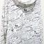 เสื้อสเวตเตอร์ ลายคาถา สีขาว : งานหลุดQC USJ thumbnail 7